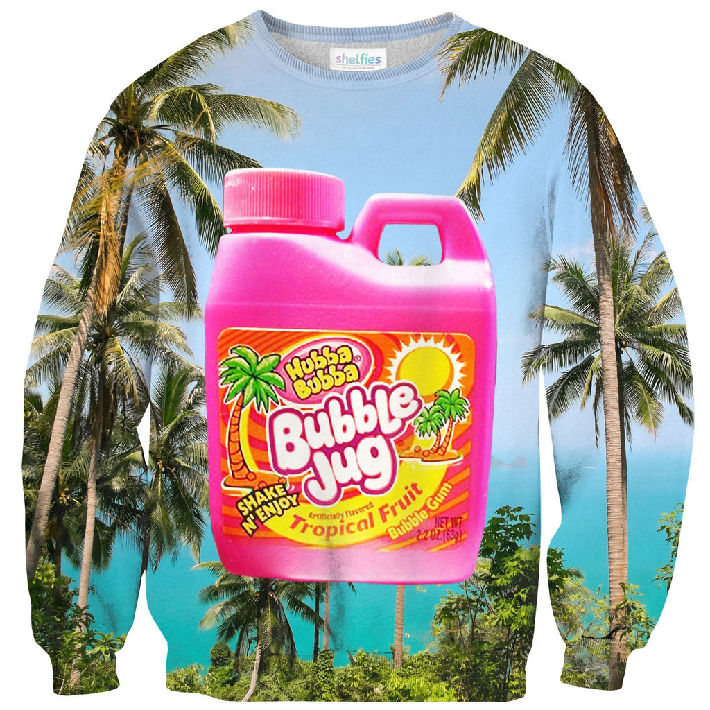Bubble Jug Sweater - Shelfies | All-Over-Print Everywhere - Designed to Make You Smile