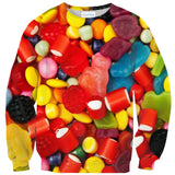 Candy Store Sweater - Shelfies | All-Over-Print Everywhere - Designed to Make You Smile