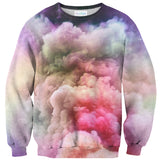 Cloud of Love Sweater-Shelfies-XS-| All-Over-Print Everywhere - Designed to Make You Smile