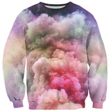 Cloud of Love Sweater-Shelfies-| All-Over-Print Everywhere - Designed to Make You Smile