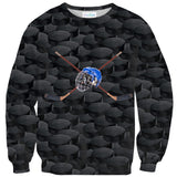 Hockey Puck Sweater-Shelfies-| All-Over-Print Everywhere - Designed to Make You Smile