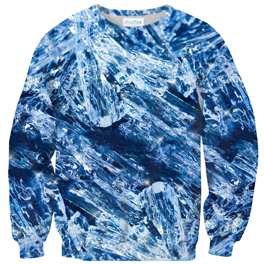 Ice Sweater-Shelfies-| All-Over-Print Everywhere - Designed to Make You Smile