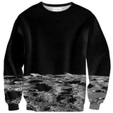 Sweatshirts - Moon Surface Sweater