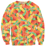 Sour Candies Invasion Sweater-Shelfies-XS-| All-Over-Print Everywhere - Designed to Make You Smile