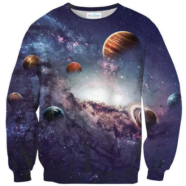 The Cosmos Sweater-Shelfies-XS-| All-Over-Print Everywhere - Designed to Make You Smile