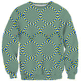 Sweatshirts - Trippy Snakes Sweater