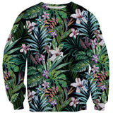 Tropic Sweater-Shelfies-| All-Over-Print Everywhere - Designed to Make You Smile
