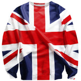 Sweatshirts - UK Flag Sweater