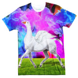 Acid Trip T-Shirt-kite.ly-| All-Over-Print Everywhere - Designed to Make You Smile