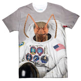 Antstronaut T-Shirt-Shelfies-| All-Over-Print Everywhere - Designed to Make You Smile