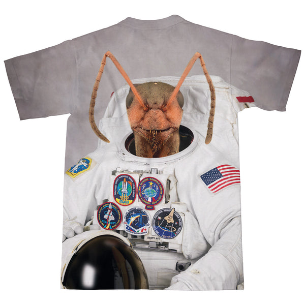 Antstronaut T-Shirt-kite.ly-| All-Over-Print Everywhere - Designed to Make You Smile