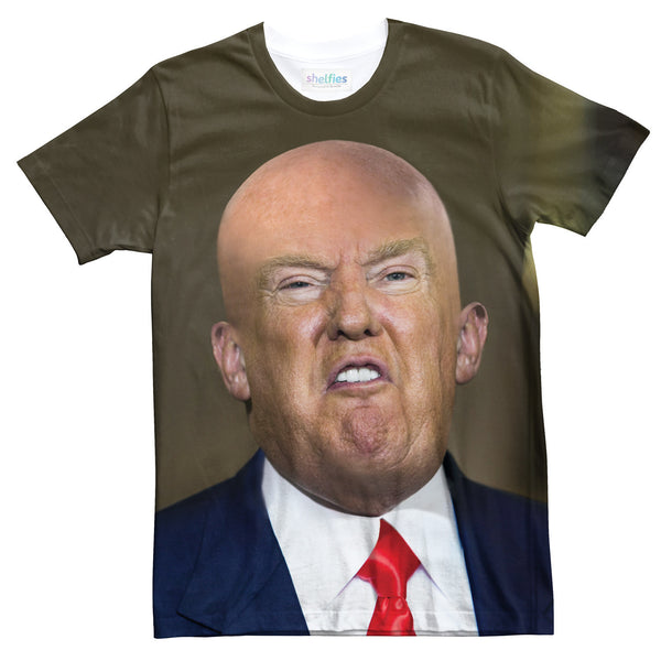 T-Shirts - Bald Trump T-Shirt