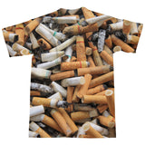 Cigarettes T-Shirt-Subliminator-| All-Over-Print Everywhere - Designed to Make You Smile