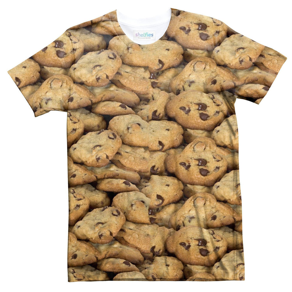 Cookies Invasion T-Shirt-Subliminator-| All-Over-Print Everywhere - Designed to Make You Smile