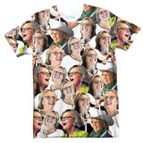 Elizabeth May T-Shirt-kite.ly-| All-Over-Print Everywhere - Designed to Make You Smile