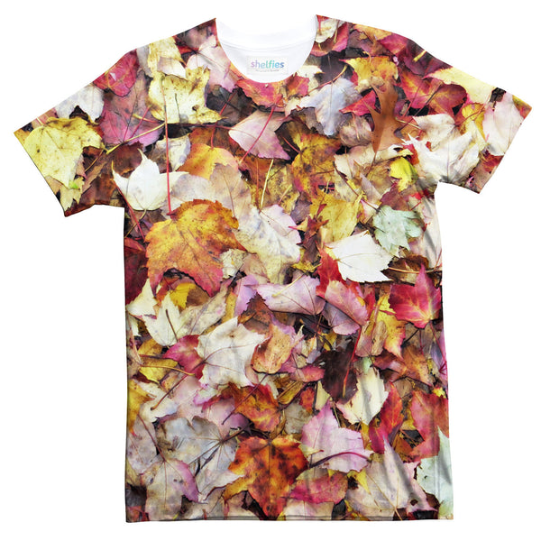 T-Shirts - Fall Leaves T-Shirt