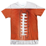Football T-Shirt-Shelfies-| All-Over-Print Everywhere - Designed to Make You Smile