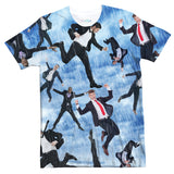 It's Raining Men T-Shirt-kite.ly-| All-Over-Print Everywhere - Designed to Make You Smile