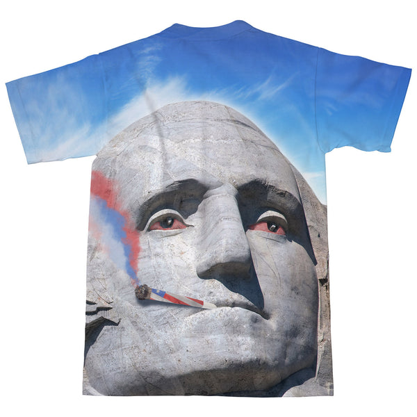 T-Shirts - Mount Kushmore T-Shirt