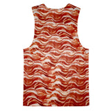 Tank Tops - Bacon Invasion Tank Top