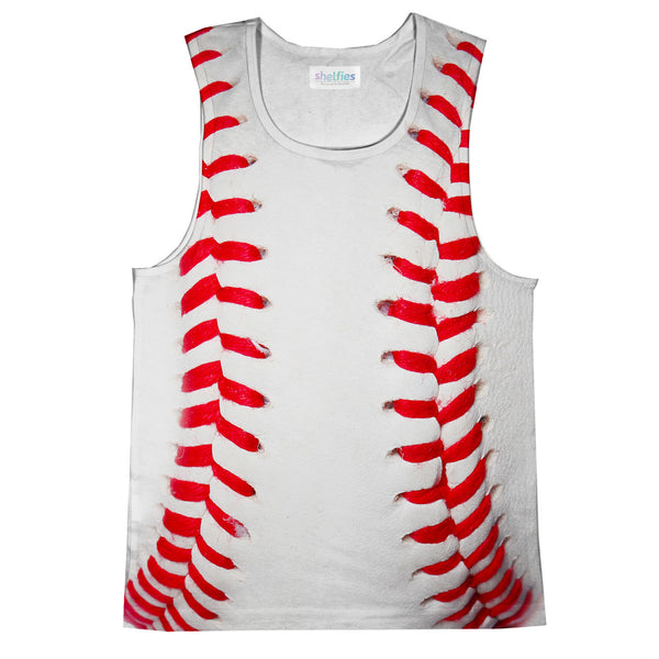 Baseball Tank Top-kite.ly-| All-Over-Print Everywhere - Designed to Make You Smile