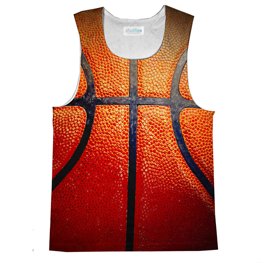 Basketball Tank Top-kite.ly-| All-Over-Print Everywhere - Designed to Make You Smile