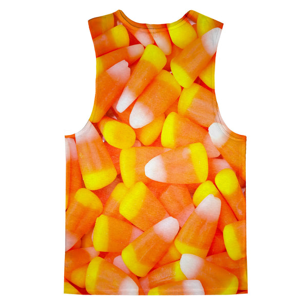Tank Tops - Candy Corn Invasion Tank Top