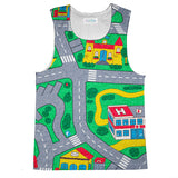 Carpet Track Tank Top-kite.ly-| All-Over-Print Everywhere - Designed to Make You Smile
