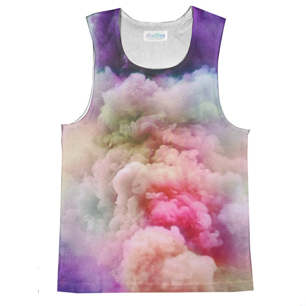 Cloud of Love Tank Top-kite.ly-| All-Over-Print Everywhere - Designed to Make You Smile
