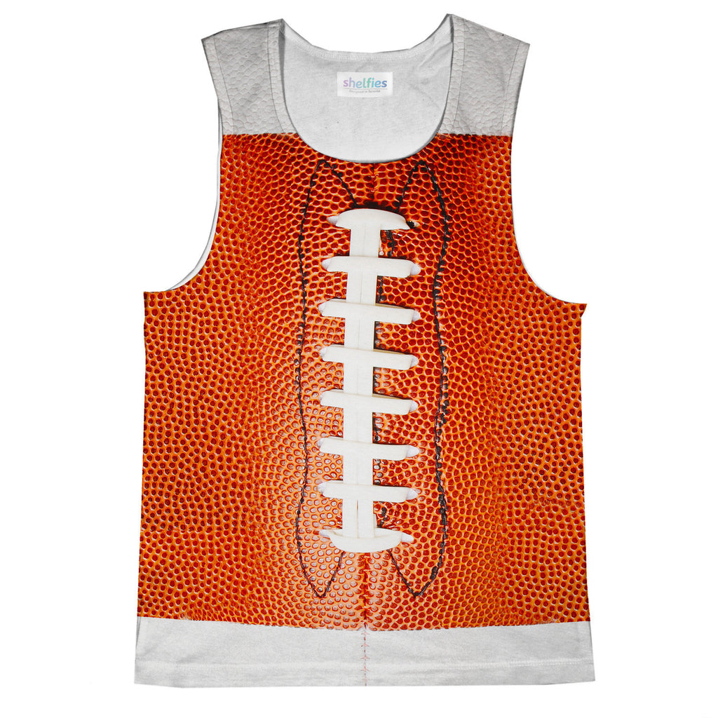 Football Tank Top-kite.ly-| All-Over-Print Everywhere - Designed to Make You Smile