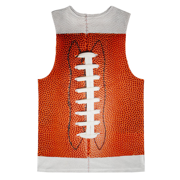 Tank Tops - Football Tank Top