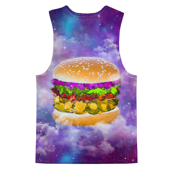 Tank Tops - Gem Burger Tank Top