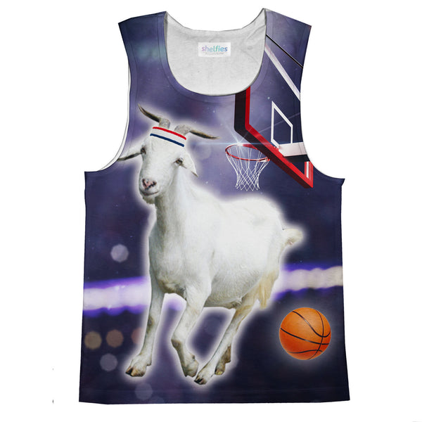 Tank Tops - GOAT Tank Top