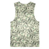 "Money Invasion ""Baller"" Tank Top-kite.ly-