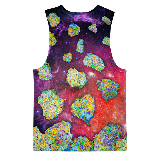 Nug Nebula Tank Top-kite.ly-| All-Over-Print Everywhere - Designed to Make You Smile
