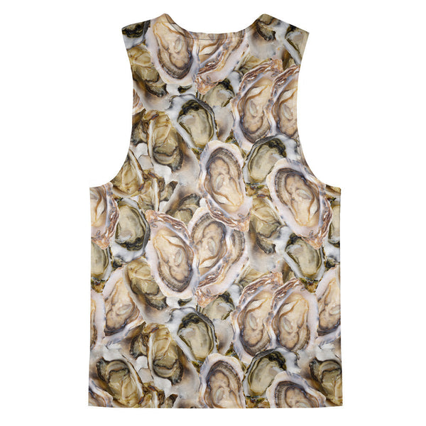Tank Tops - Oyster Invasion Tank Top