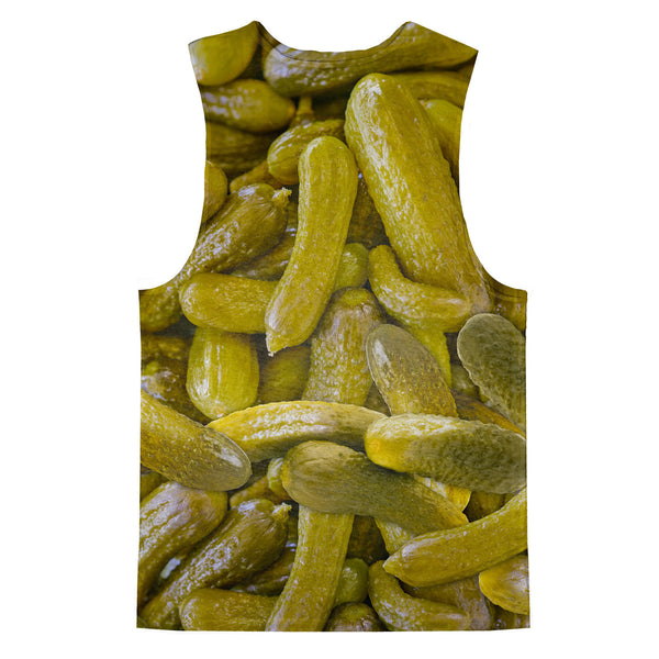 Tank Tops - Pickles Invasion Tank Top