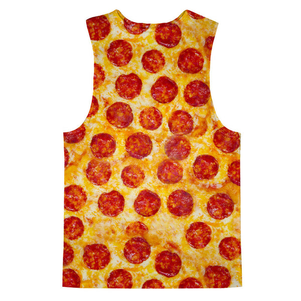 Tank Tops - Pizza Invasion Tank Top