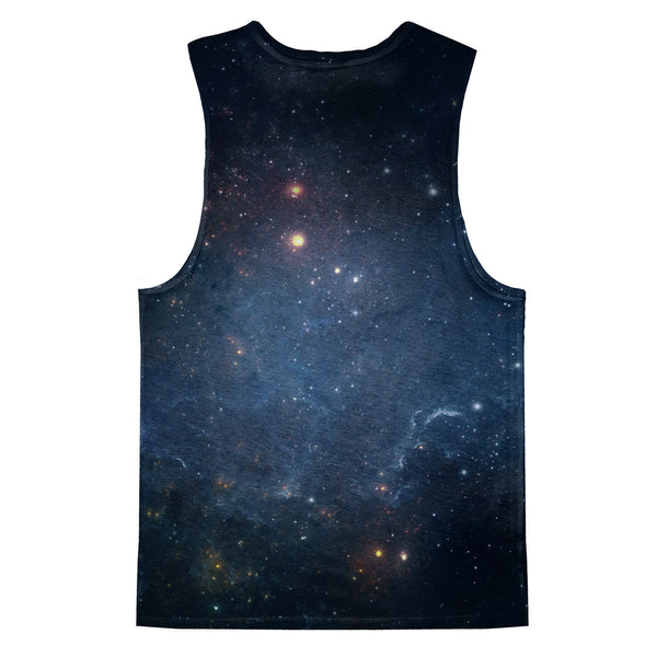 Planet Pizza Tank Top-kite.ly-| All-Over-Print Everywhere - Designed to Make You Smile