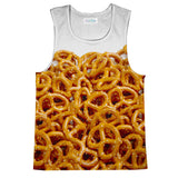 Tank Tops - Pretzel Invasion Tank Top
