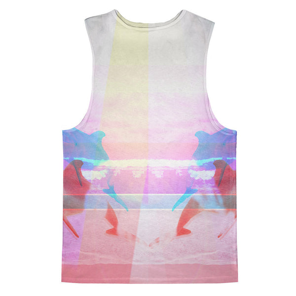 Tank Tops - Swagphin Tank Top
