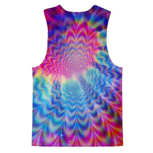 Trippin' Doggy Dog Tank Top-kite.ly-| All-Over-Print Everywhere - Designed to Make You Smile