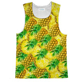 Tank Tops - War Of The Pineapple Tank Top