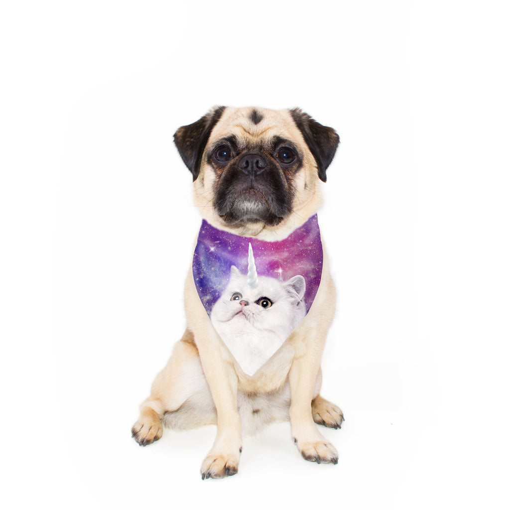 Unikitty Pet Bandana-Gooten-24x24 inch-| All-Over-Print Everywhere - Designed to Make You Smile