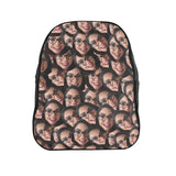 Your Face Custom Backpack-Printify-| All-Over-Print Everywhere - Designed to Make You Smile
