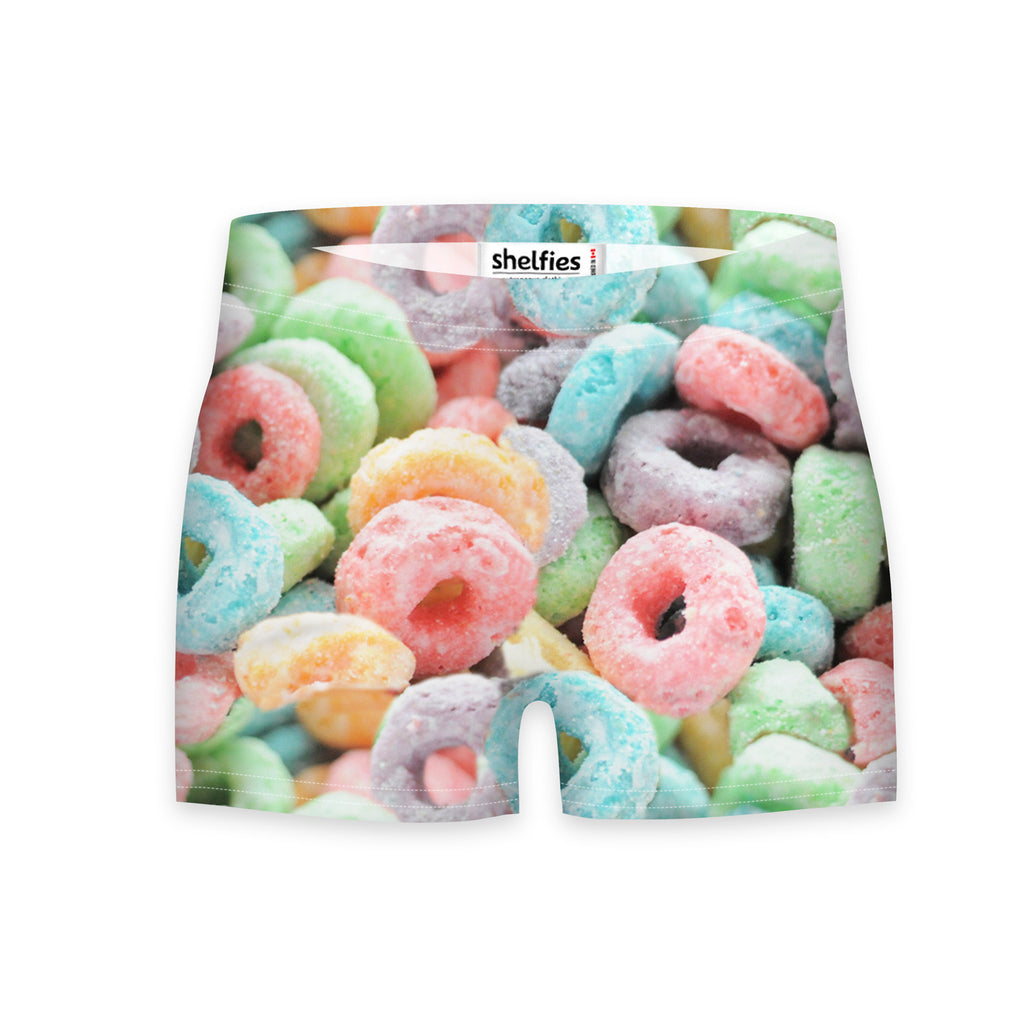 Workout Shorts - Cereal Workout Shorts