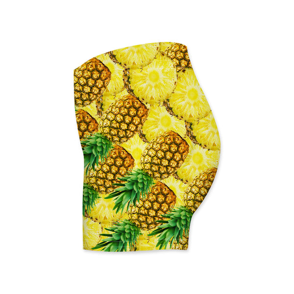 Workout Shorts - War Of The Pineapple Workout Shorts