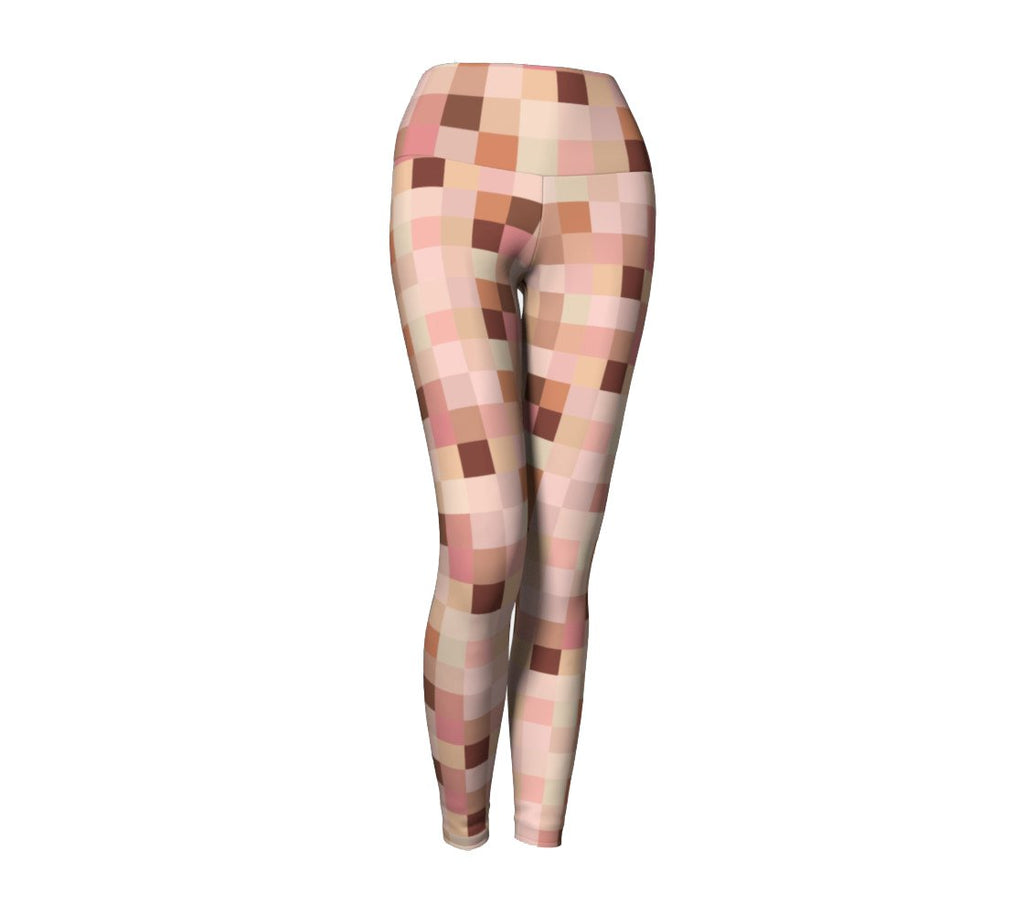 Naked Yoga Pants-Shelfies-| All-Over-Print Everywhere - Designed to Make You Smile