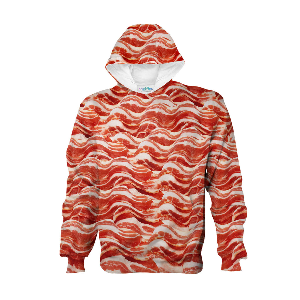 Youth Hoodies - Bacon Youth Hoodie