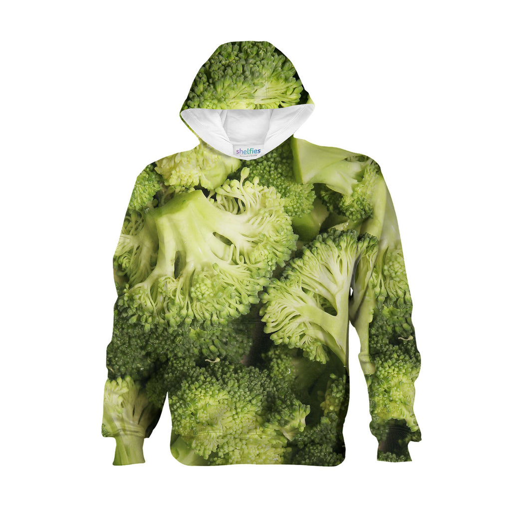 Youth Hoodies - Broccoli Youth Hoodie
